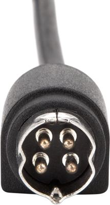 Picture of 32.5W AC Adapter for ACP70 (4-pin Notched)