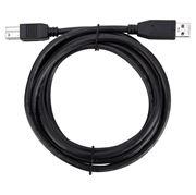 Picture of Targus USB 3.0 A-Plug to USB B-Plug Cable, 6FT - Black