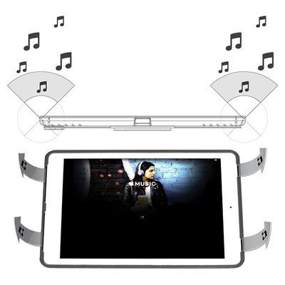 """Imagen de Funda giratoria Click-in de Targus para el iPad Air de 10,5"""" y iPad Pro de 10,5"""" – Negro"""