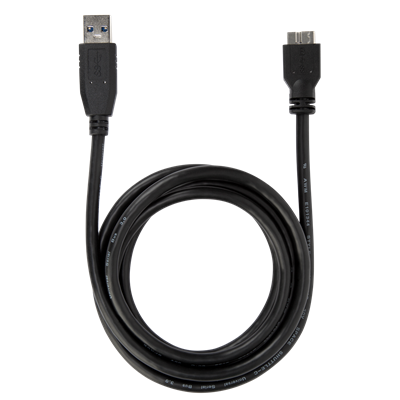1.8M USB-A Male to micro USB-B Male Cable