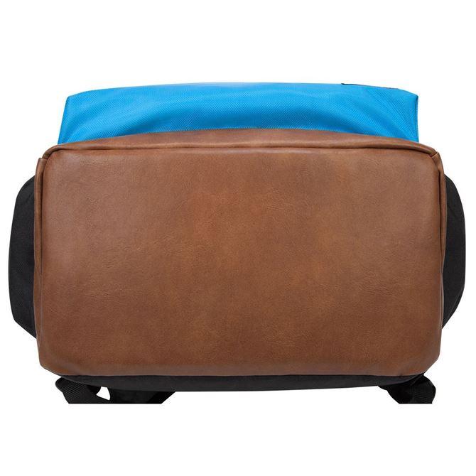 strata sac dos pour ordinateur portable 15 6 noir bleu 2017. Black Bedroom Furniture Sets. Home Design Ideas