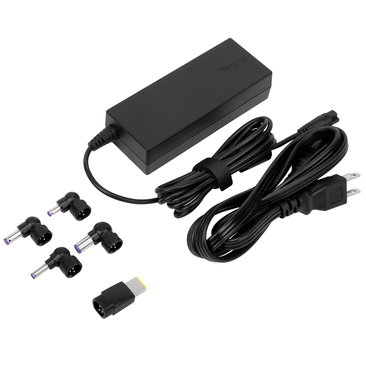 90W Laptop Charger (AC) - APA31US - Black: Chargers: Targus