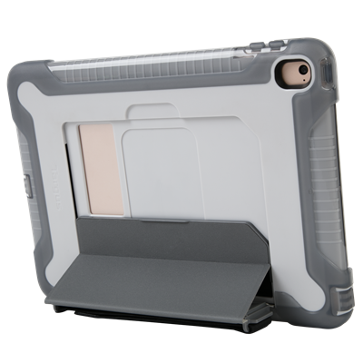 Picture of SafePort® Rugged Case for iPad® (6th gen./5th gen.), iPad Pro® (9.7-inch), and iPad Air® 2 (White/Gray)