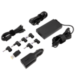 Picture of 65W AC/DC Ultra-Slim Universal Laptop Charger