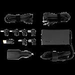 65W AC/DC Ultra-Slim Universal Laptop Charger