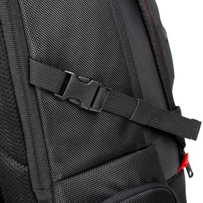 "Picture of Strike 17.3"" Gaming Laptop Backpack - Black / Red"