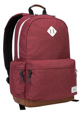 """Picture of Strata 15.6"""" Laptop Backpack - Burgundy (2017)"""