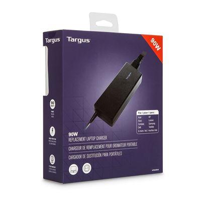 Bild von Targus 90W AC Mains Laptop Power Supply (Europa)