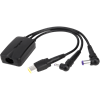Picture of 3-Pin 3-Way Hydra DC Power Cable