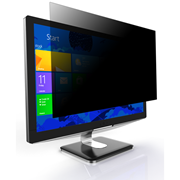"Picture of 4Vu™ Privacy Screen for 28"" Widescreen Monitors (16:9)"