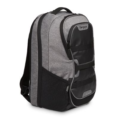 """Picture of Work + Play Fitness 15.6"""" Laptop Backpack - Grey"""
