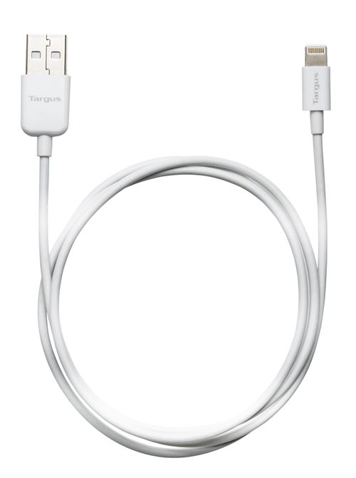 Picture of Sync & Charge Lightning Cable for Compatible Apple® Devices (1M) (White)