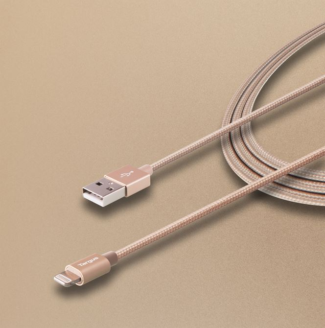Picture of Aluminium Series Lightning to USB Cable (Gold)