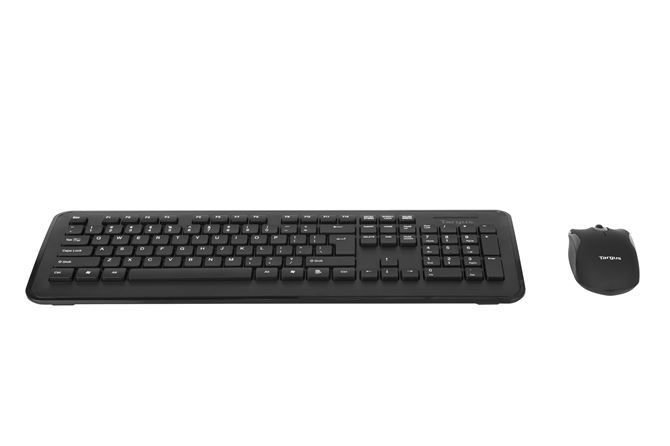 Picture of Wireless Mouse and Keyboard (Black)