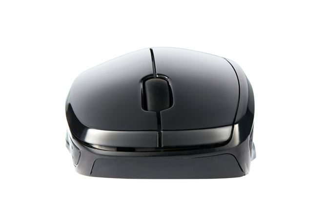 Picture of W571 Wireless Optical Mouse (Black)