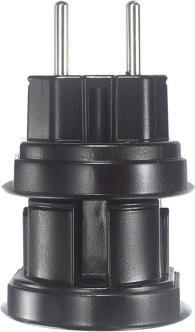 Picture of World Power Travel Adapter (Black)