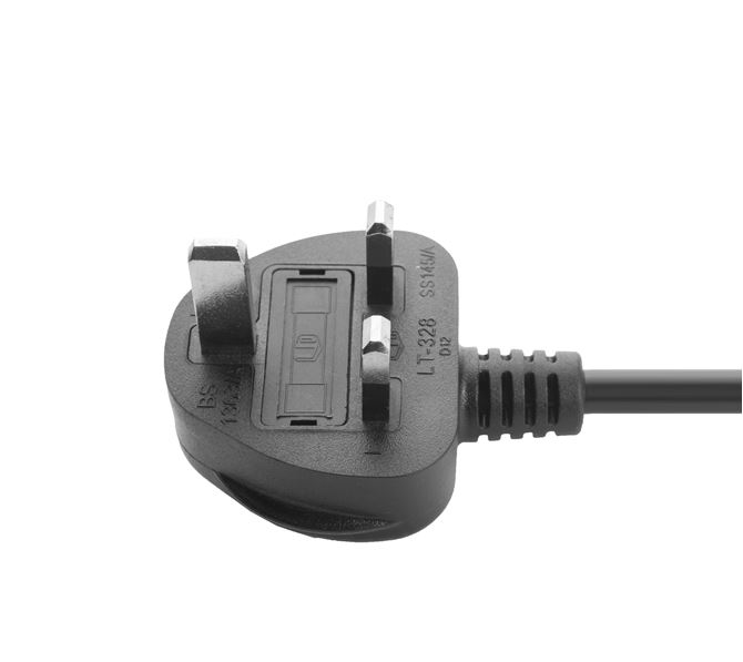Picture of SmartSurge 4 with 2 USB Ports (Black)