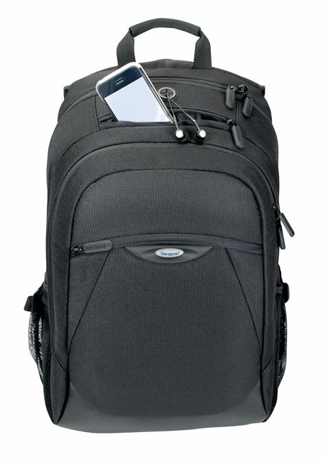 """Picture of 15.6"""" Pulse Backpack (Black)"""
