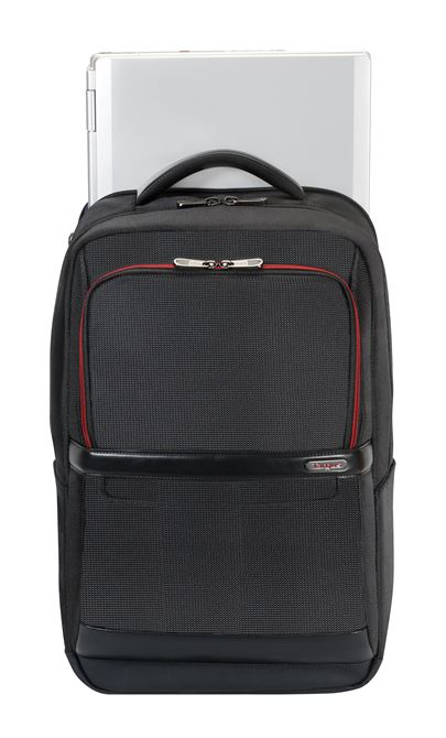 """Picture of 15.6"""" Terminal T-II Advanced Backpack (Black)"""