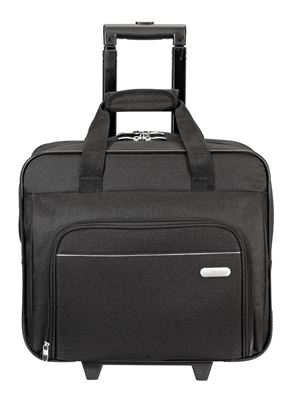 "Picture of 16"" Rolling Laptop Case (Black)"
