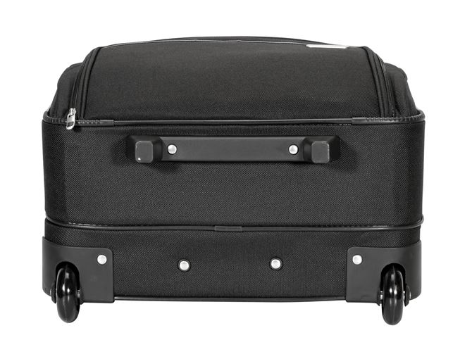 """Picture of 16"""" Rolling Laptop Case (Black)"""
