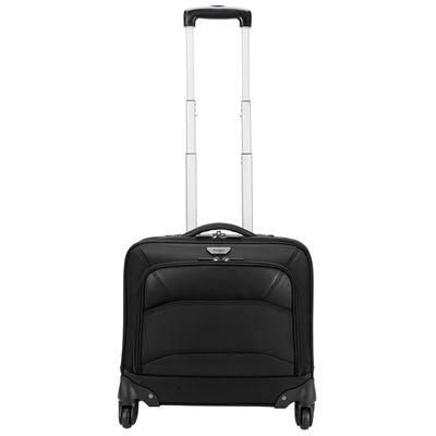 "Picture of 15.6"" Mobile ViP 4-Wheeled Business & Overnight Roller (Black)"