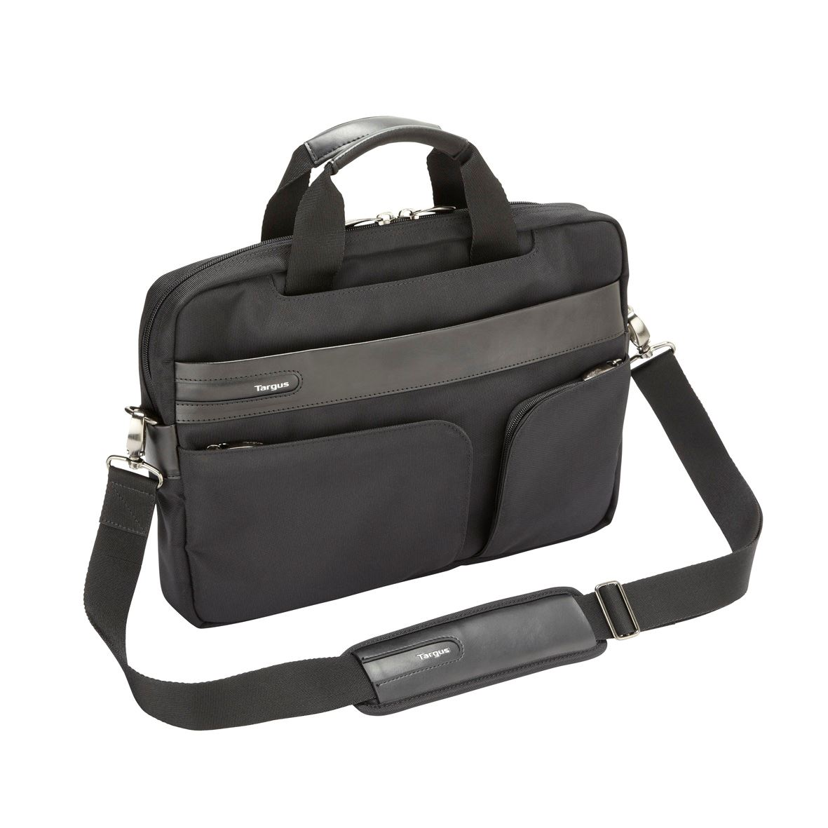 """TBT241US Targus Lomax Ultra Thin Top load Bag for 15.6/"""" Laptops"""