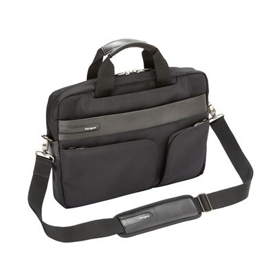 "Picture of 15.6"" Lomax Topload Laptop Case (Black)"
