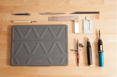 """Bild von 3D Protection iPad Pro 12,9"""" Tablet Case - Grau"""