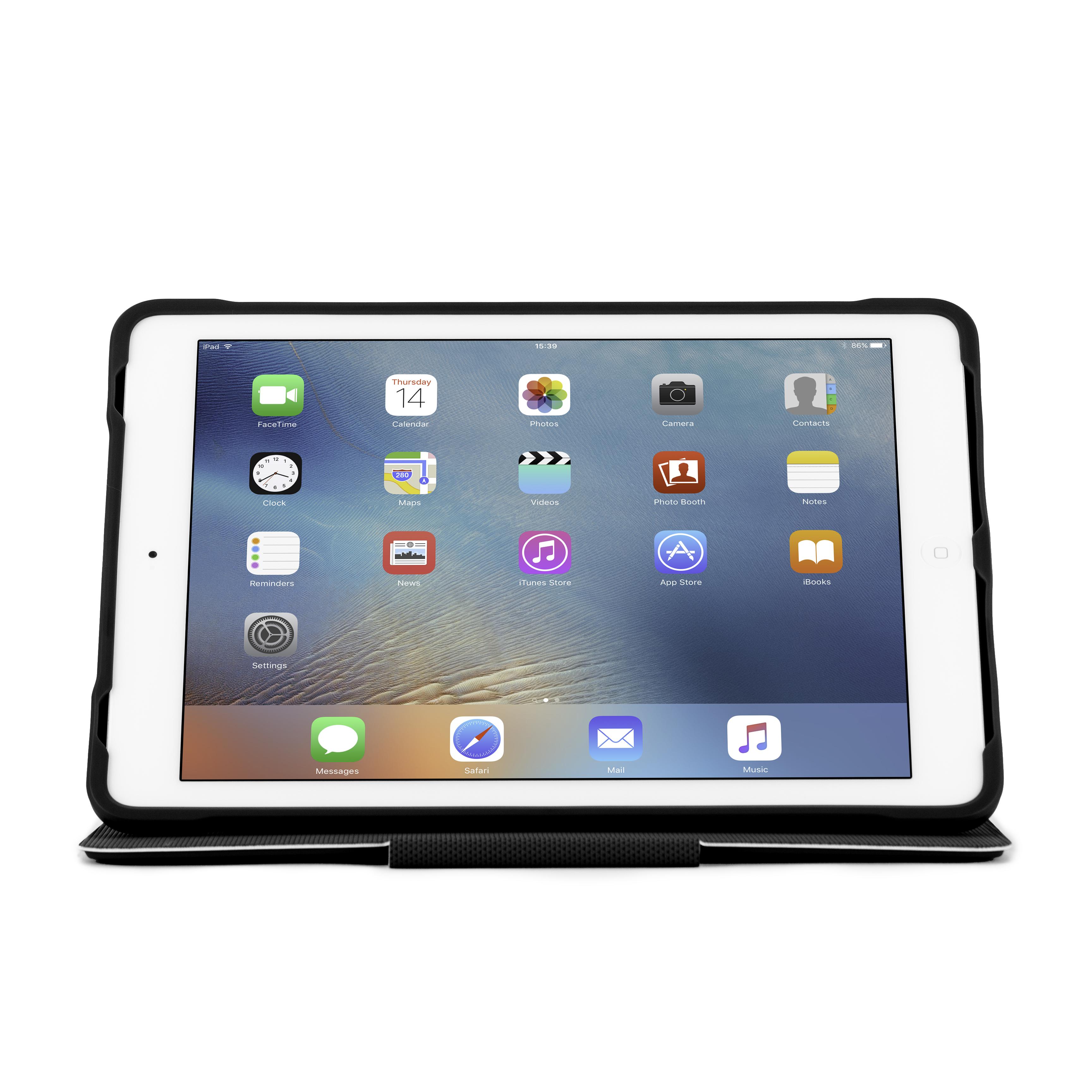 tui pour tablette protection 3d pour ipad 2017 9 7 ipad pro ipad air 2 ipad air noir. Black Bedroom Furniture Sets. Home Design Ideas