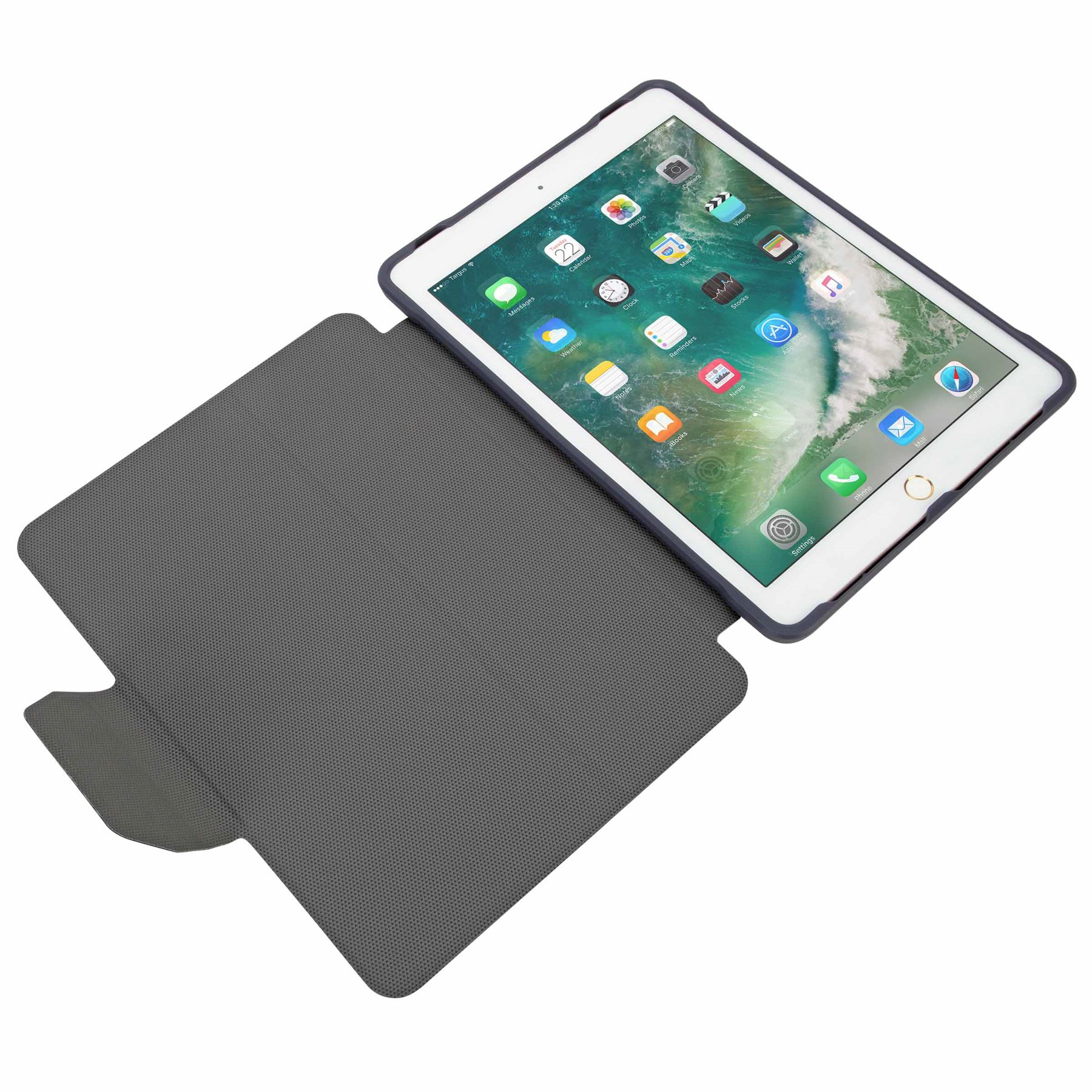 "Picture of Pro-Tek™ Case for 10.5"" iPad Air®, iPad Pro® and iPad Air® (Blue)"