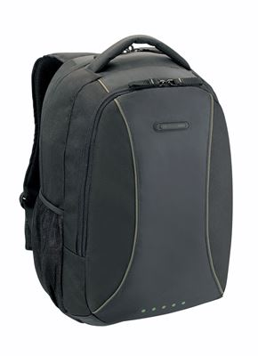 """Picture of 15.6"""" Incognito Backpack (Olive)"""