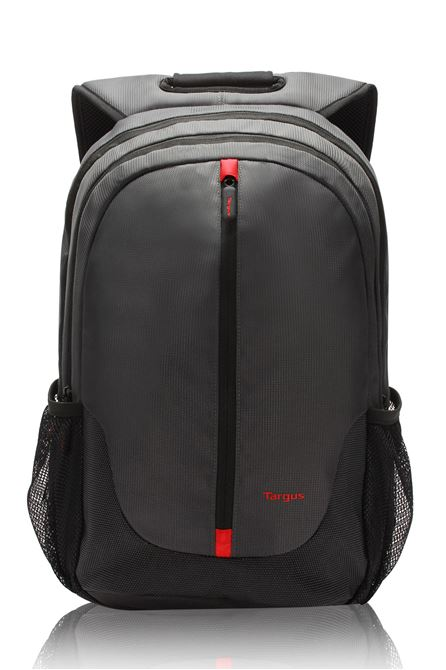 "TARGUS City Essential Laptop Backpack Gray  Business Bag 15.6/""-TSB818AP"