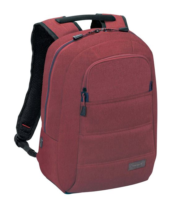 """Picture of 15"""" Groove X Compact Backpack for MacBook (Burgundy)"""
