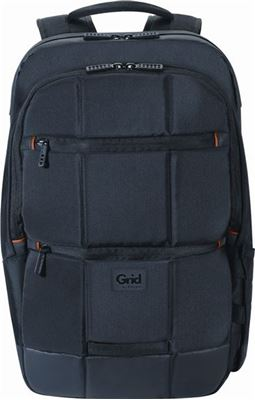"Picture of 16"" Grid™ Advanced 32L Backpack (Black)"