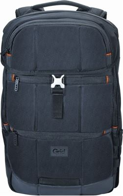 "Picture of 16"" Grid™ Premium 32L Backpack (Black)"