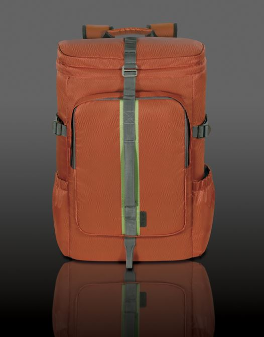 "Picture of 15.6"" Seoul Backpack (Rust)"