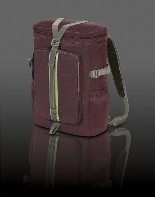 "Picture of 14"" Seoul Backpack (Plum)"