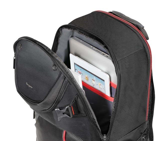 "Picture of 17"" Metropolitan XL Premium Backpack (Black)"