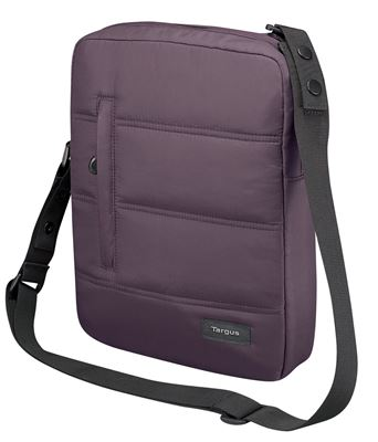 "Picture of 11"" Crave™ II Messenger for MacBook® (Dark Maroon)"