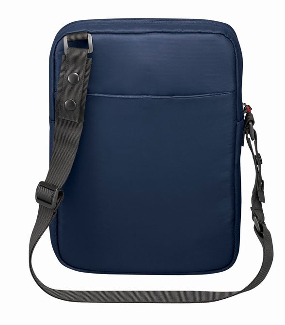"""Picture of 11"""" Crave™ II Messenger for MacBook® (Midnight Blue)"""