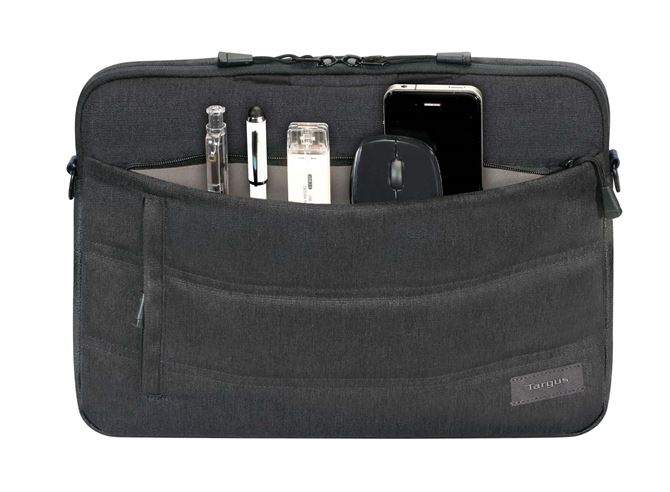 "Picture of 13"" GrooveX Slimcase for MacBook (Black)"