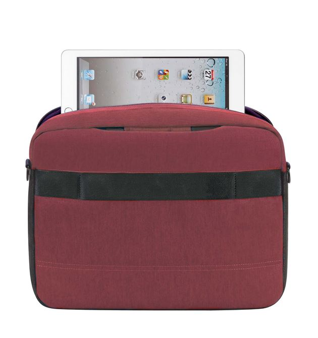 """Picture of 13"""" Groove X Slimcase for MacBook® (Burgandy)"""