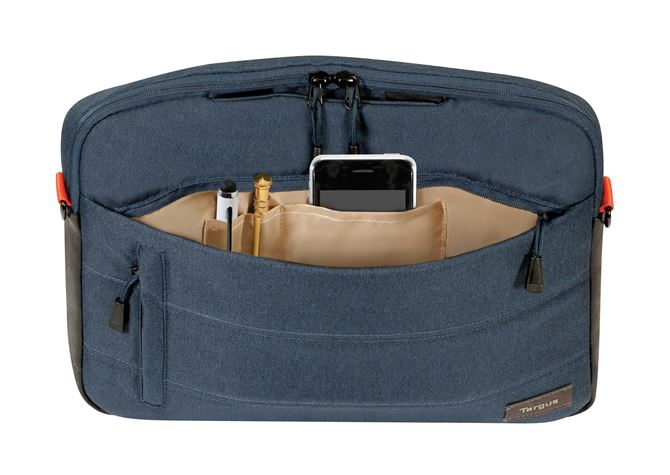 """Picture of 15"""" Groove X Slimcase for MacBook® (Indigo)"""