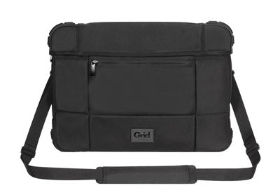 "Picture of 15.6"" Grid Mil Spec Rugged Slipcase (Black)"
