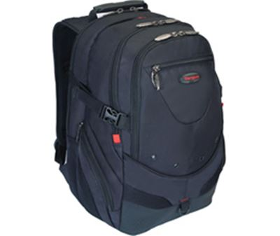 "Picture of 17"" Shift backpack (Black)"