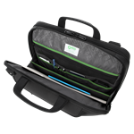 """Picture of 14"""" Balance™ EcoSmart® Checkpoint-Friendly Briefcase"""
