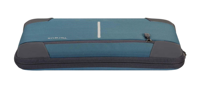TSS96102AU - 11-12 Bex II Sleeve-Stone BlueBlk Side Front