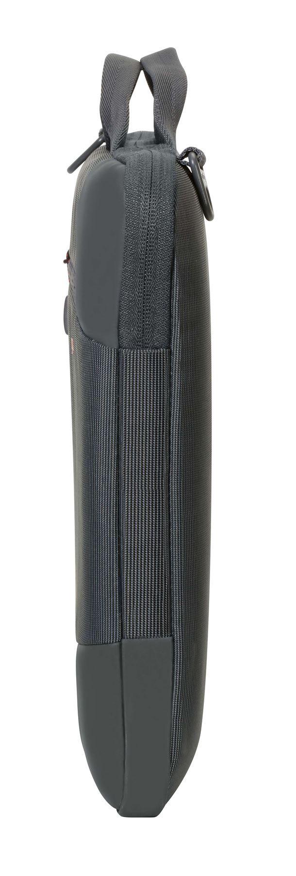 TSS954AU - 15.6 Bex II Slipcase - Ebony Side