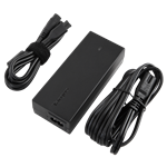 Laptop Travel Charger with USB Fast Charging Port